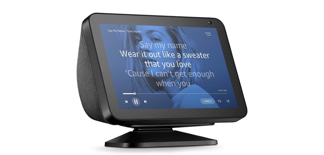 karaoké Amazon Echo show 8 5