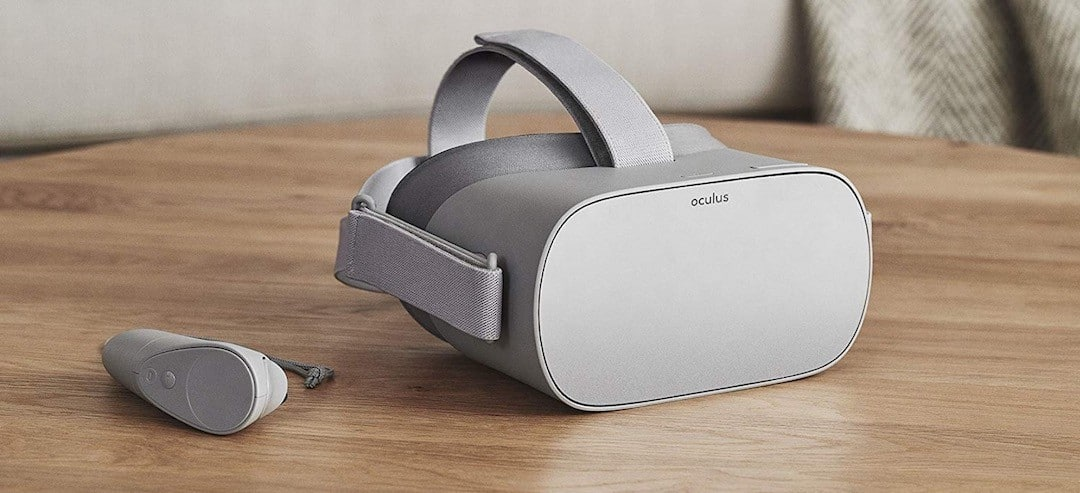 Oculus Go test avis casque VR pas cher