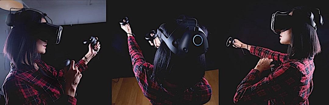 VR Power batterie et fixation oculus quest