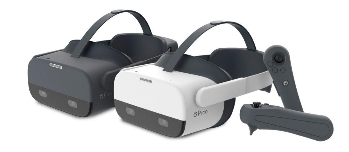Neo Pico 2 Neo Pico 2 Eye VR design