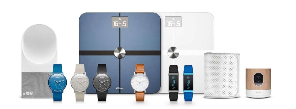 promotions soldes Withings