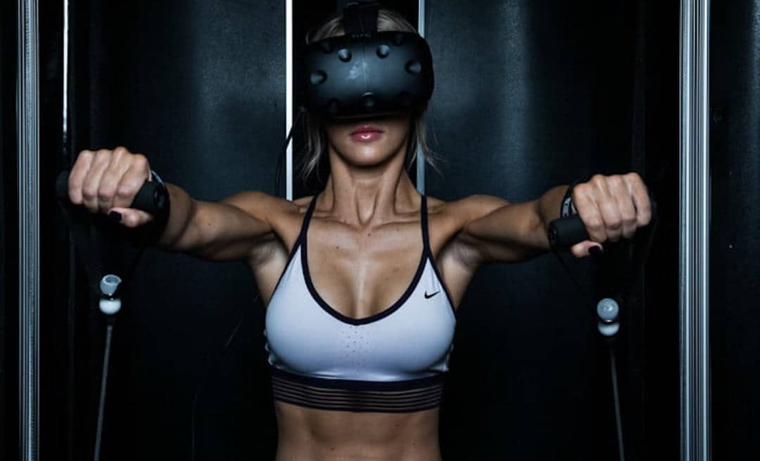 salle de sport VR fitness