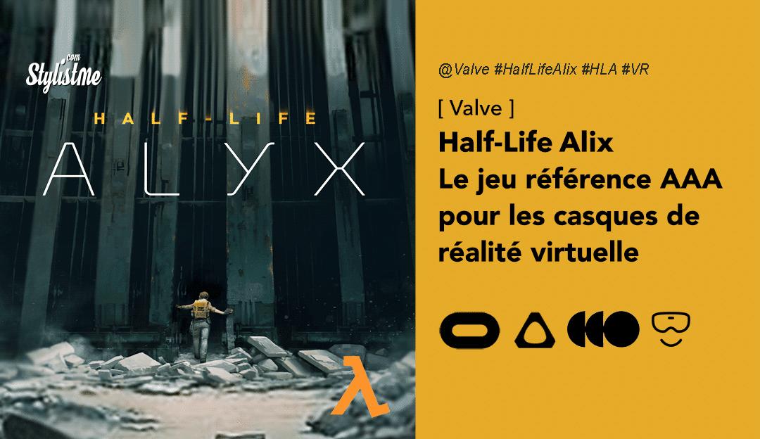 Half Life Alix avis test-prix meilleur jeu VR 2020