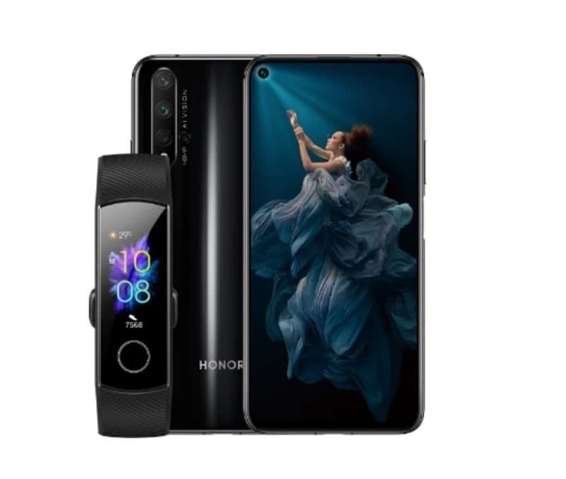 Honor 20 promotion