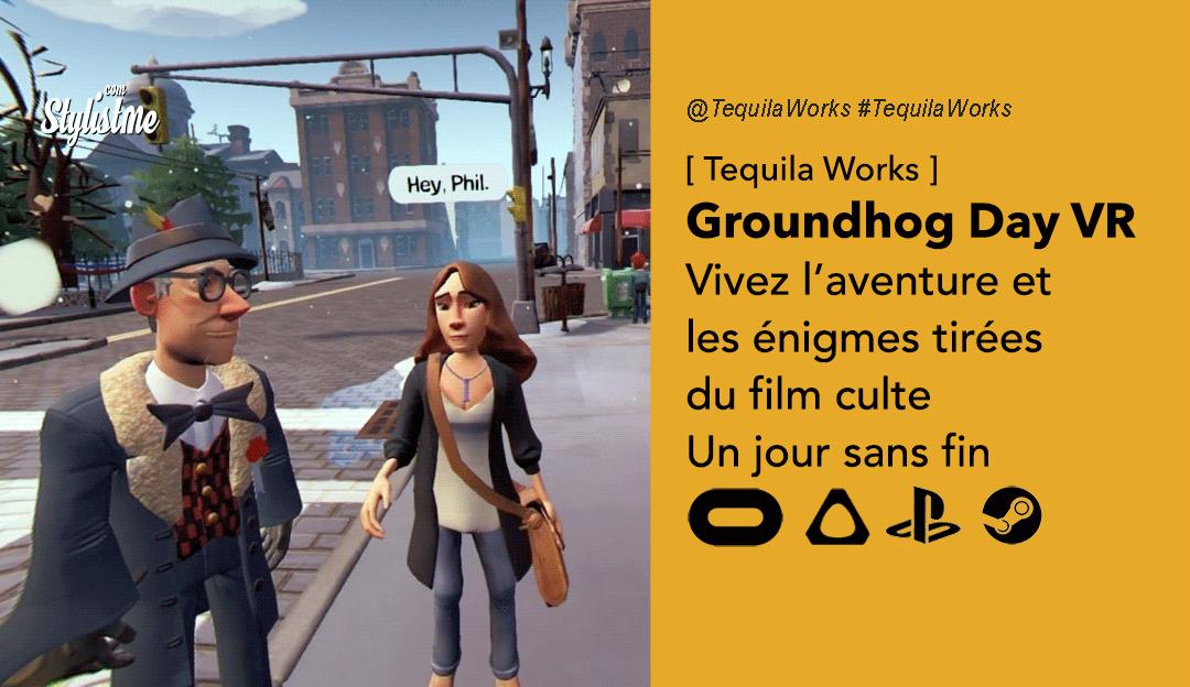 Goundhog Day VR test avis prix date