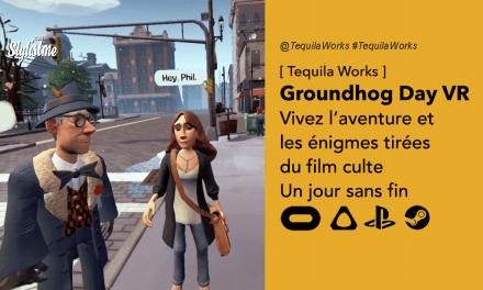 Groundhog Day VR la surprise d'un jour sans fin sur tous les casques VR