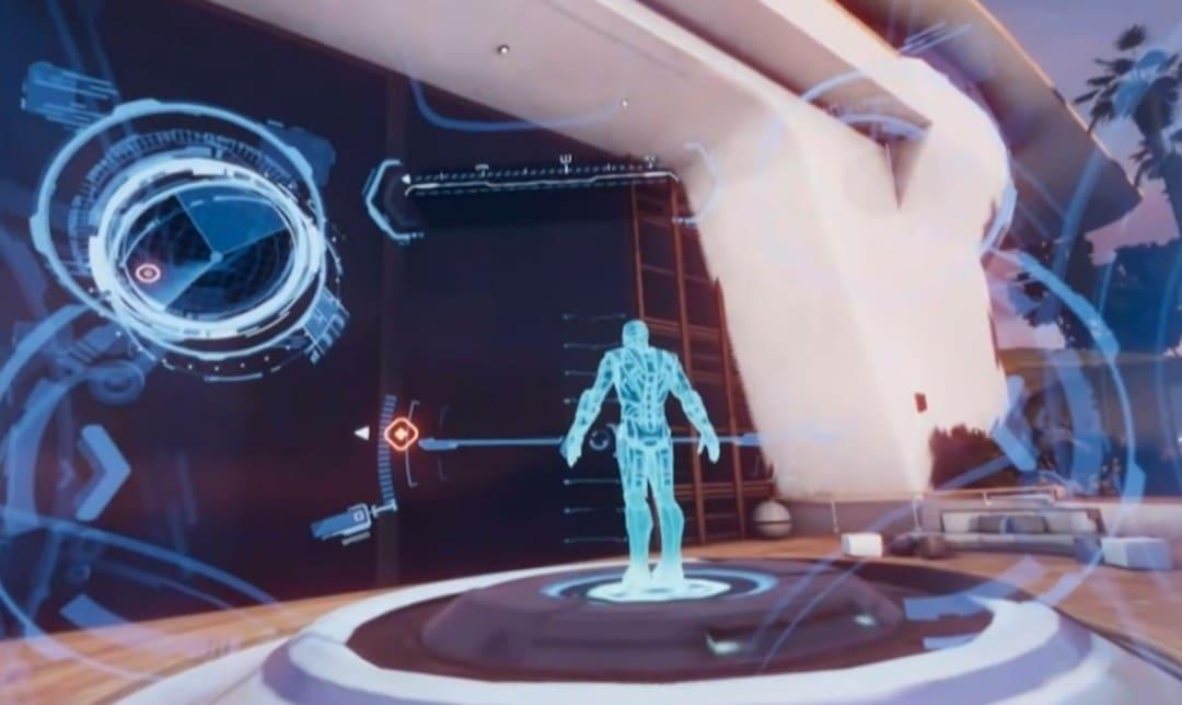 Iron Man VR personnalisation armure