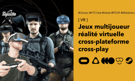 Jeux multijoueur VR cross-plateforme ou cross-play Oculus Rift, Quest, PSVR, Steam