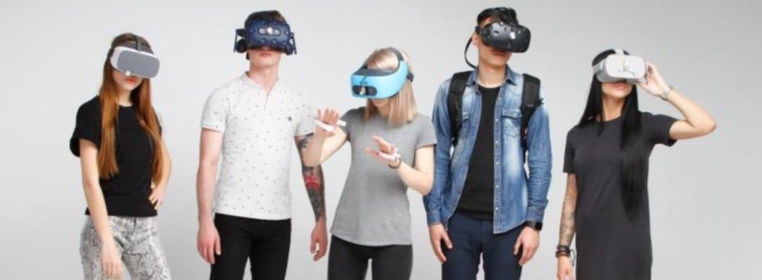 Jeux Oculus multijoueur VR cross-plateforme
