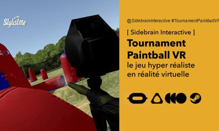 Tournament Paintball VR avis prix date test le paintball classique en réalité virtuelle