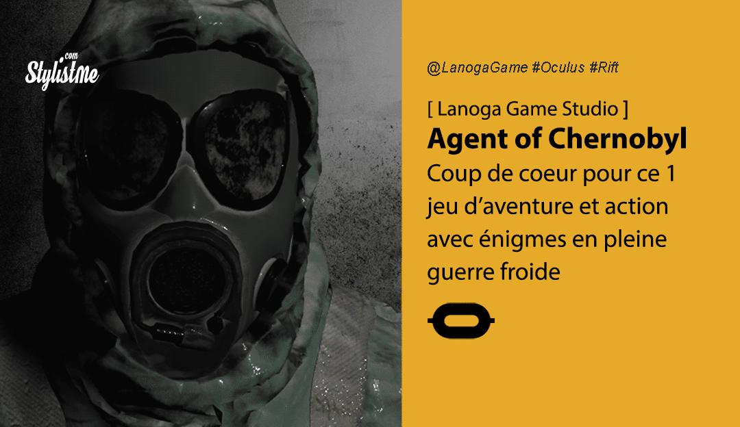 Agent of Chernobyl avis prix date test jeu d'action Oculus Rift
