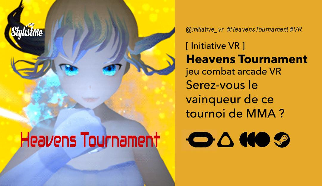 Heavens Tournament avis du combat mode Street Fighter en réalité virtuelle