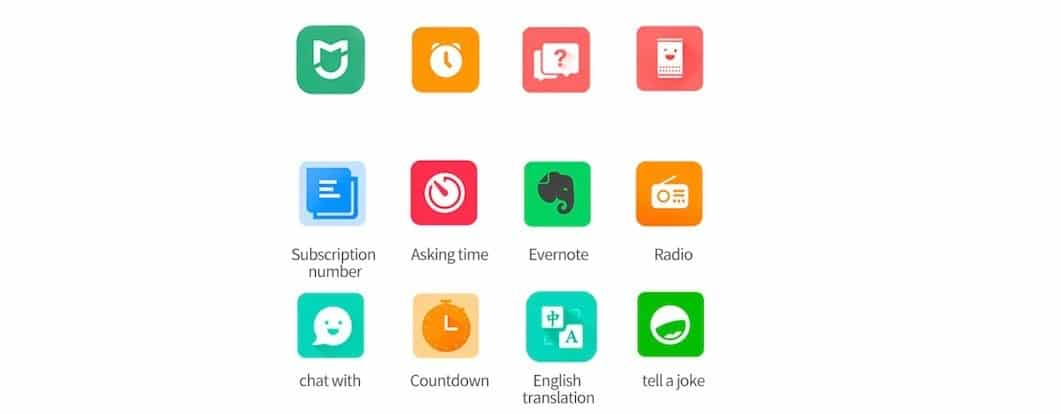 Applications XIaoAI Xiaomi Art Speaker