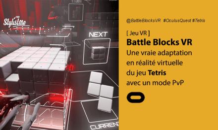 Battle Blocks VR : un Tétris en réalité virtuelle pour Oculus Quest