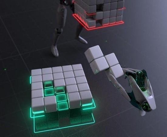 Battle Blocks Vr Tetris en réalité virtuelle