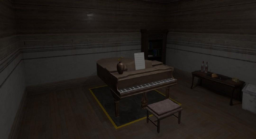 Comment jouer du piano dans Half Life Alyx