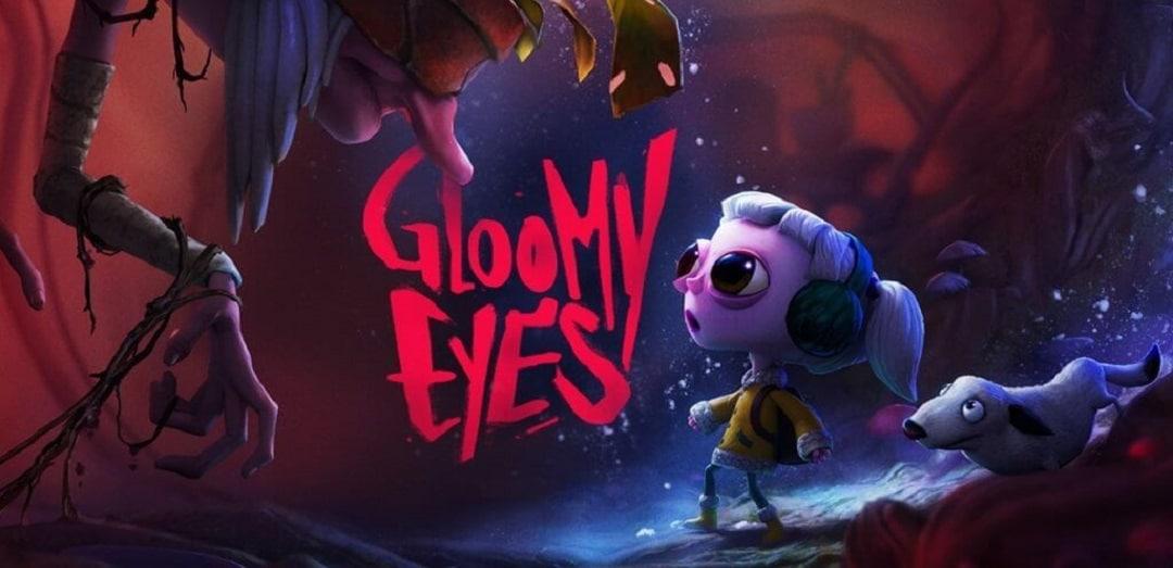 Gloomy Eyes VR hand tracking Oculus Quest