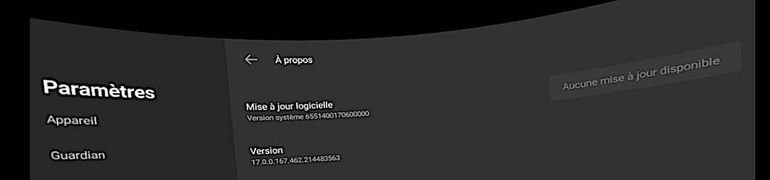 Oculus Quest V17