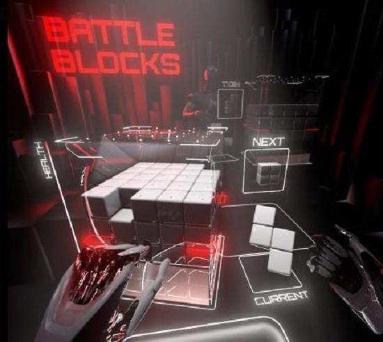 Tetris VR Blattle Blocks VR