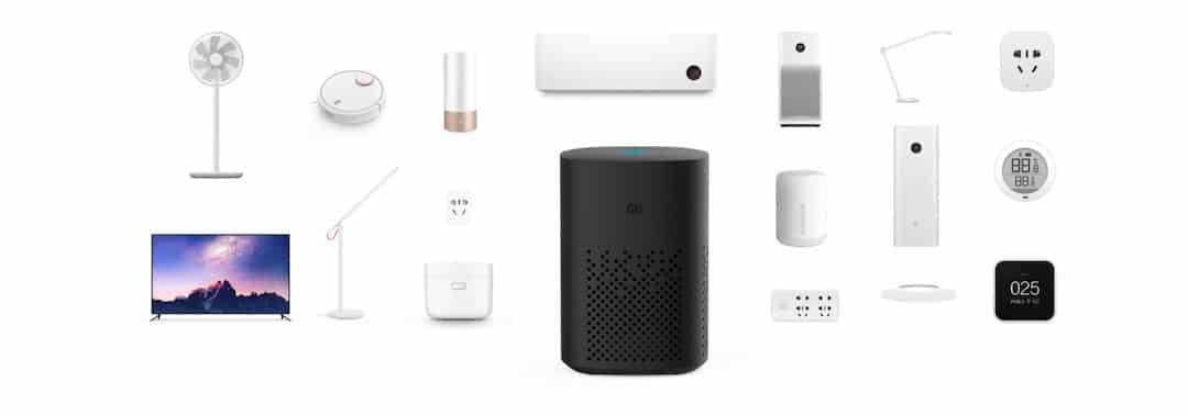 Xiaomi XiaoAI Art Speaker compatible Mi Home
