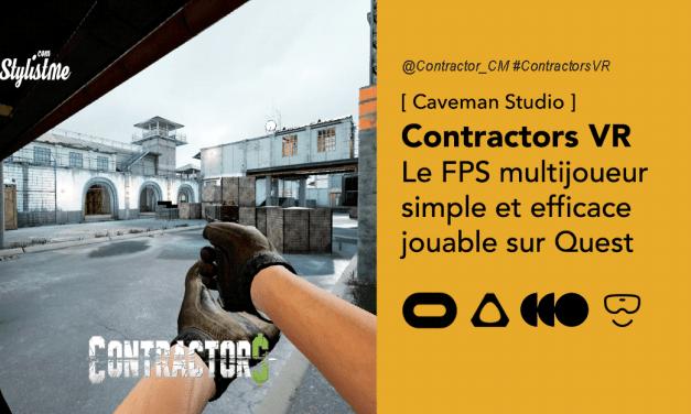 Contractors VR un FPS de guerre immersif et collaboratif (top sur Quest)
