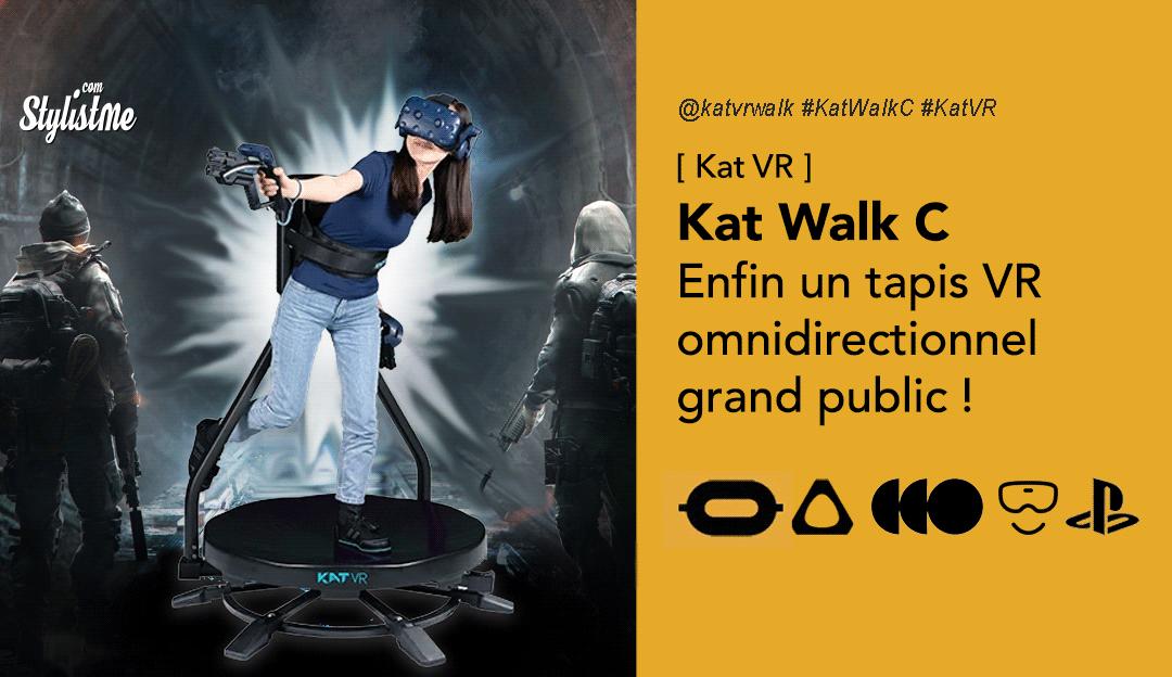 Kat Walk C prix avis test caractéristiques