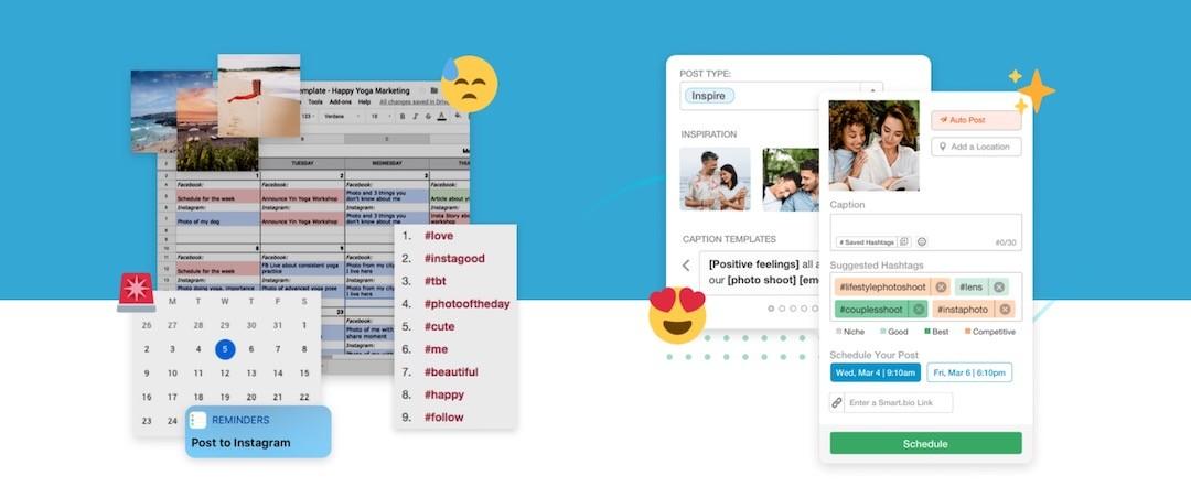TailWind automatisation Instagram Pinterest 8 outils pour automatiser vos réseaux sociaux