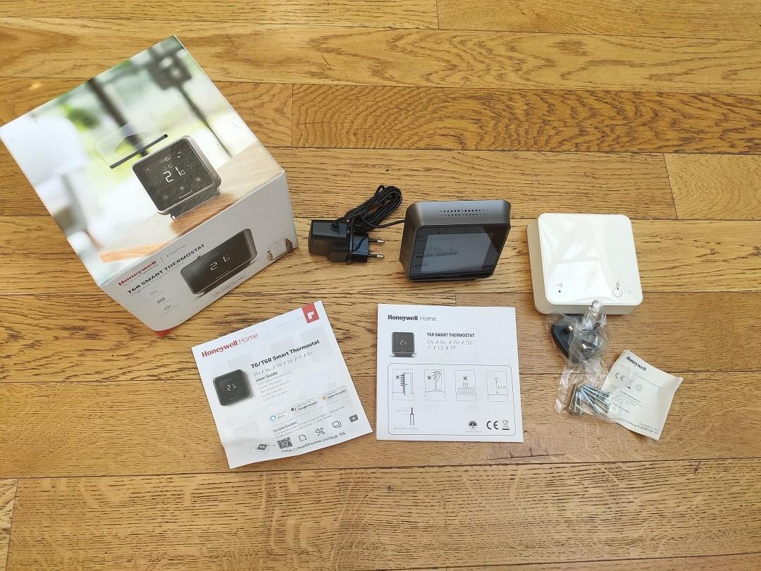 Thermostat T6R Honeywell test avis
