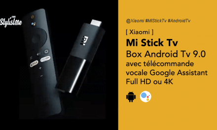 Xiaomi Mi Tv Stick 4 K la version compacte de la Box Android Tv 9.0