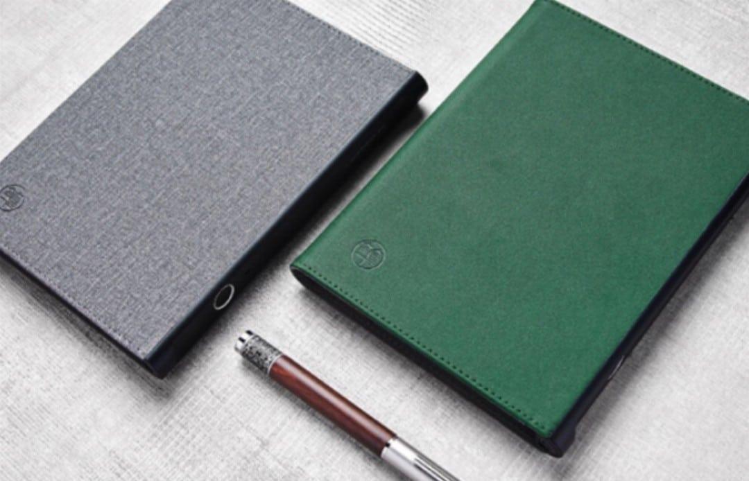 Xiaomi Lockbook Pro agenda sécurisé par empreinte digitale