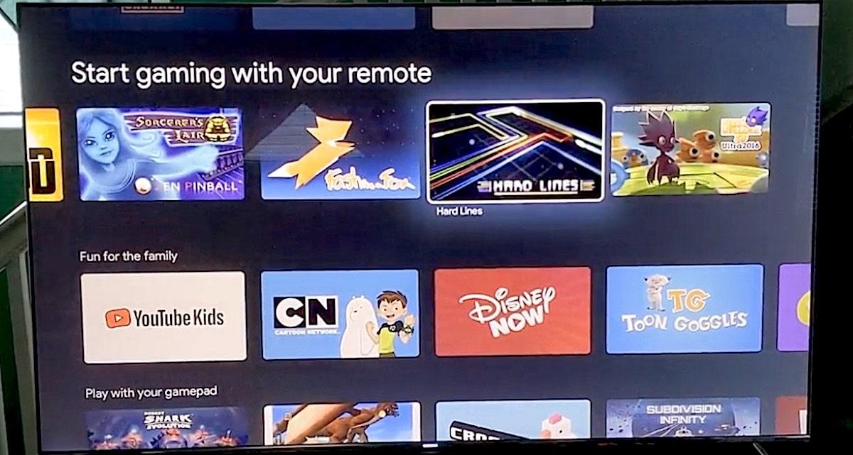 meilleurs jeux Chromecast Google Tv