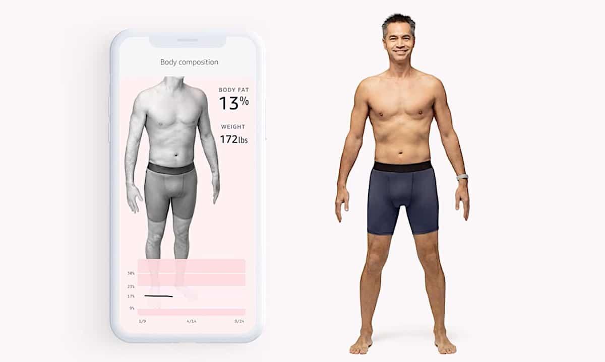 Amazon Halo fat analysis innovation