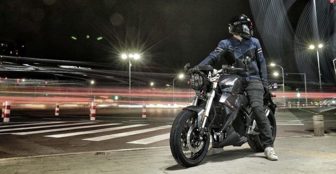 Moto électrique Evoke 2020