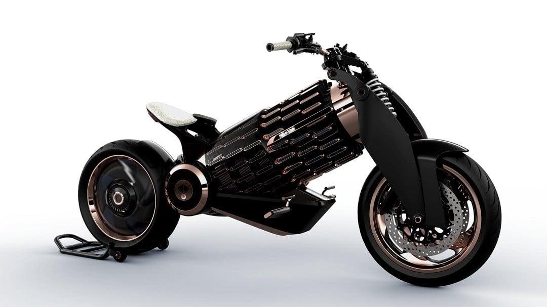 Châssis exosquelette Newron EV1