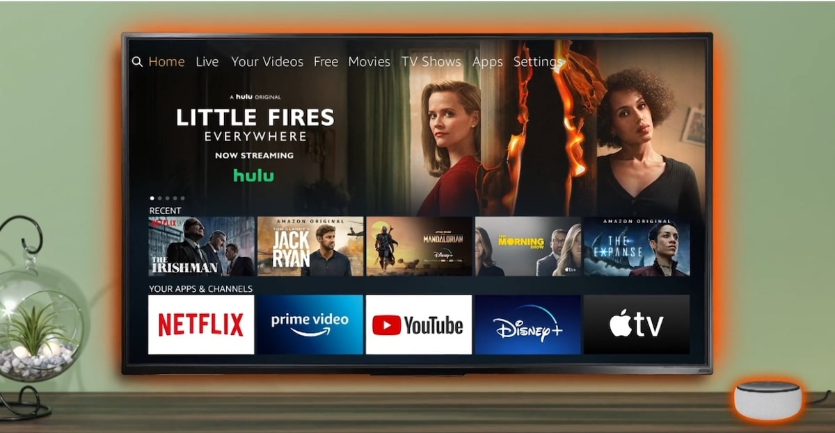Fire Tv mise à jour octobre 2020