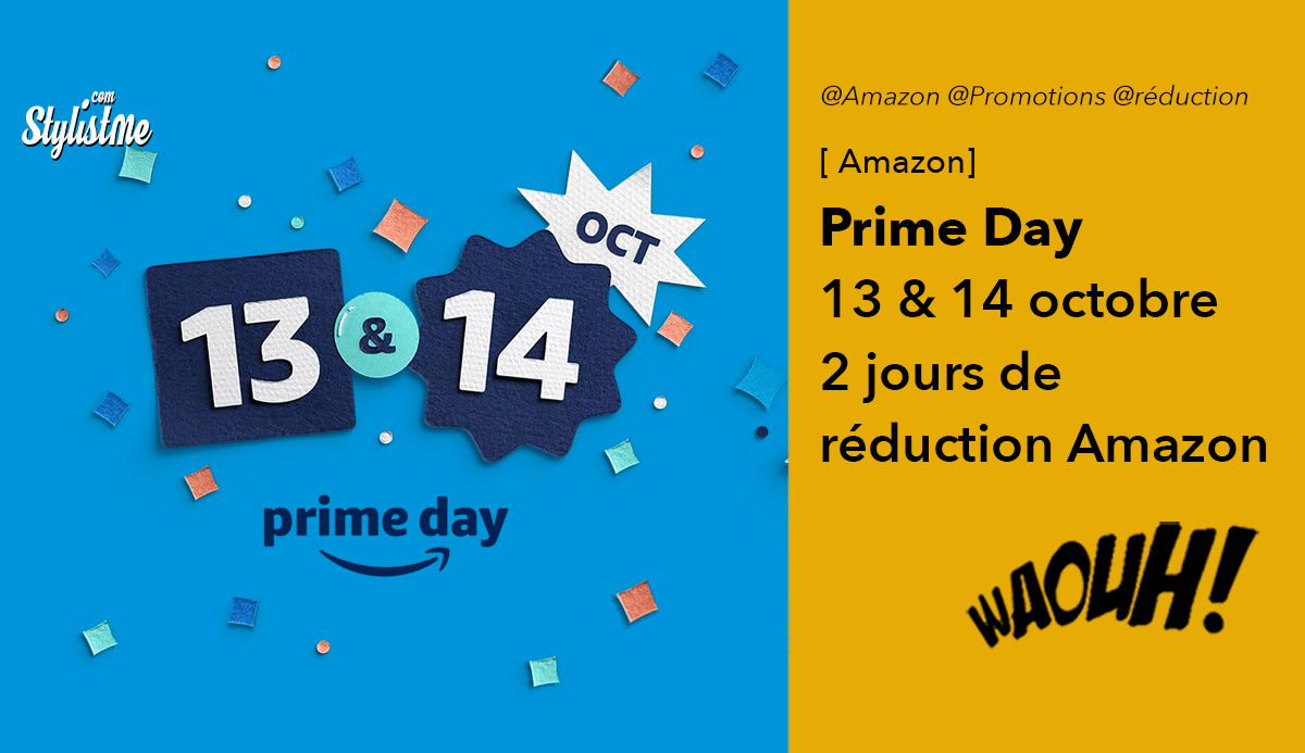 Prime Day Amazon 13 14 octobre 2020