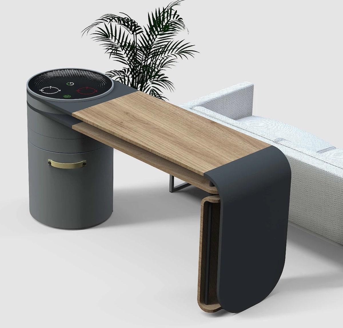 Clock table design Yep