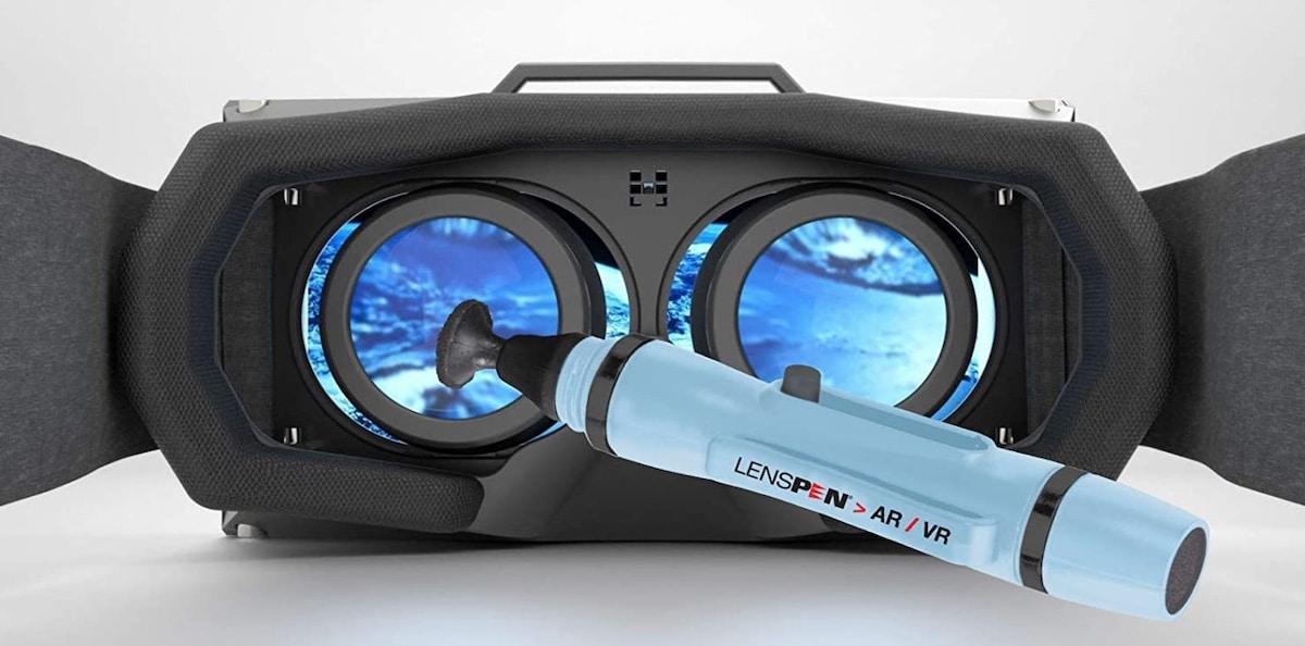 Lenspen nettoyer lentilles VR
