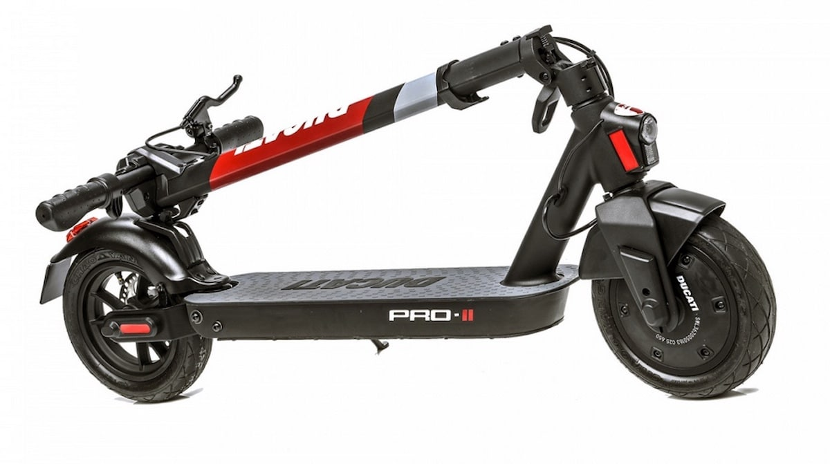 Ducati Pro 2 avis