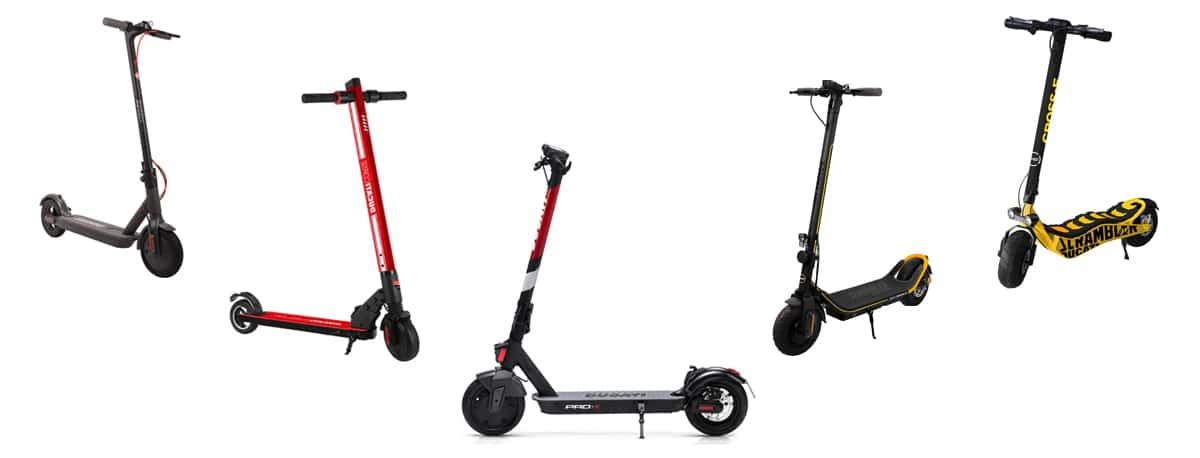 Ducati trottinette électrique