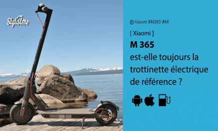 Xiaomi M365 test est-elle toujours la meilleure trottinette électrique ?