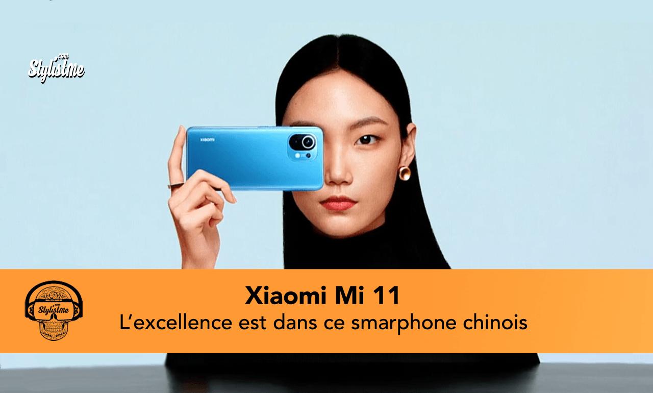 Xiaomi Mi 11 avis test