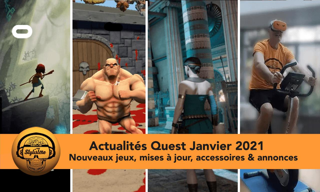 Actualités Quest janvier 2021
