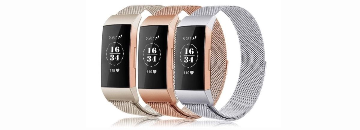 Fitbit charge 4 bracelet connecte