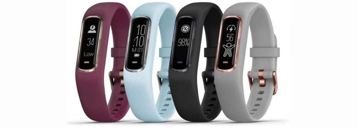 Garmin Vivosmart 4 bracelet connecte