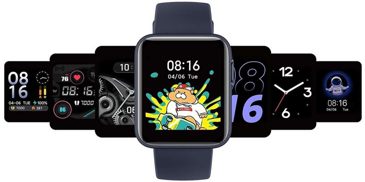 Xiaomi Mi Watch Lite avis