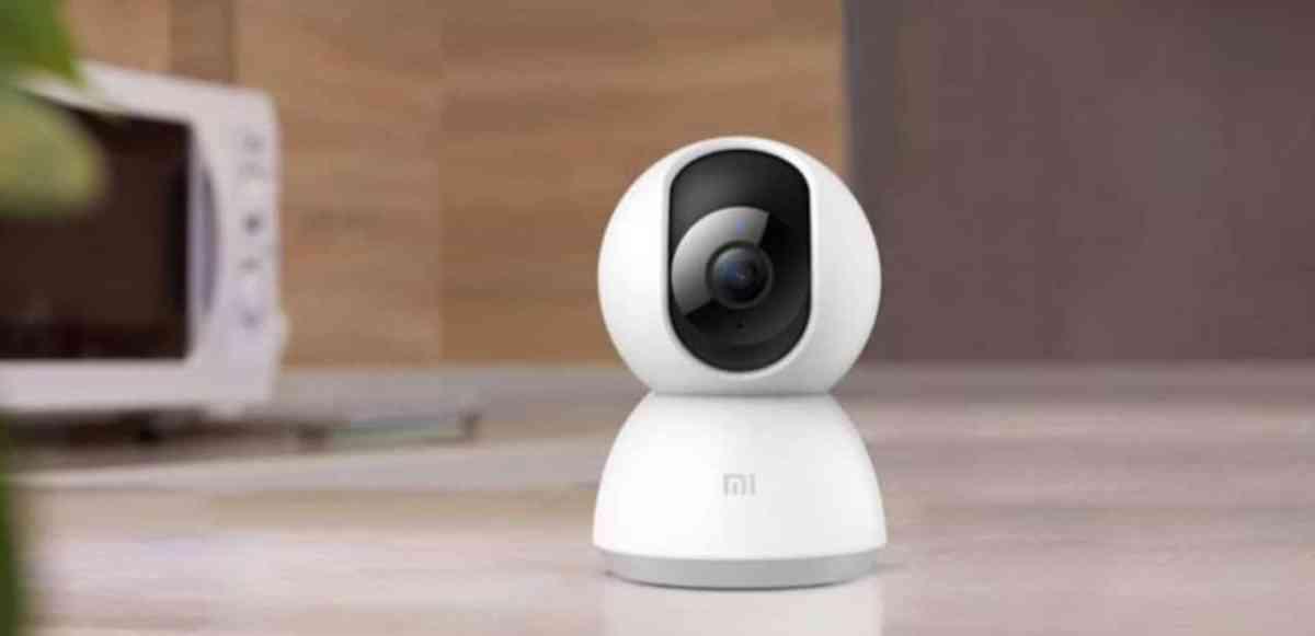 Xiaomi caméra de surveillance intérieur