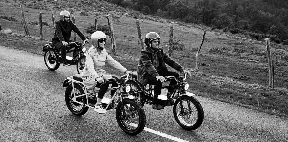 Xubaka test moto électrique