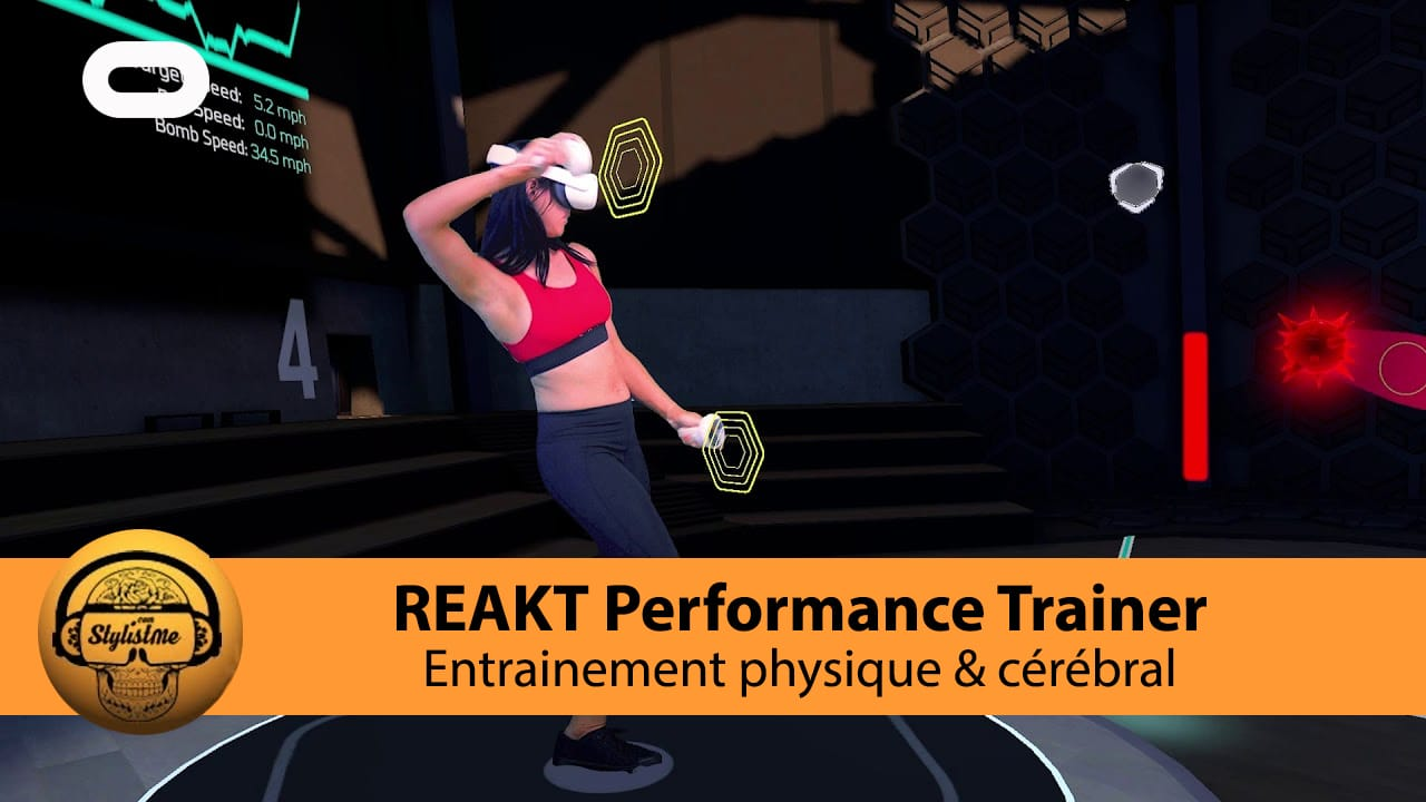 REAKT Performance Trainer test avis