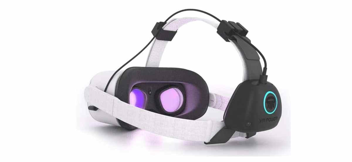 VR Power batterie Quest 2